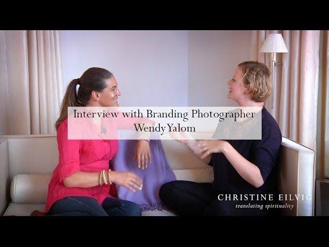 Interview with Branding Photographer Wendy Yalom, Christine Eilvig
