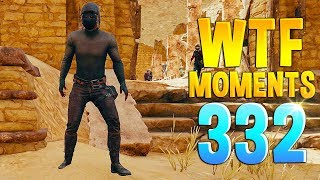 PUBG Daily Funny WTF Moments Highlights Ep 332