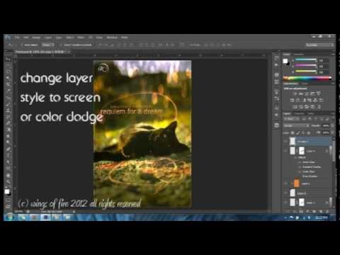 how to add a border in photoshop cs6