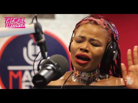 Lady X sings iGugu Lami on Thembi Takeover