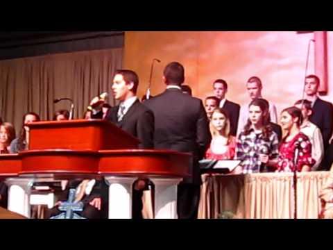 I'm Amazed - SHBC Teen Choir Featuring Evan Stewart