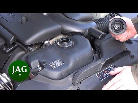 checking-engine-coolant,-jaguar-s-type-r-str