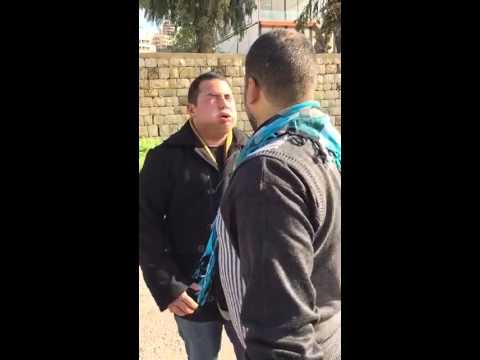 Sexy terrorist slap ever 2015