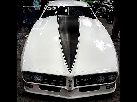 Big Chief Unveils CrowMod 2.0 Pro Mod Firebird – What's Next? #GearHeadsWorld