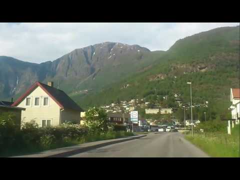 3TaoPaTiew: 14D in Norway, Ep.69(D8): Flåm to Aurland , shopping at SPAR