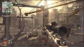 MW2: Highrise: On the roof = NUKE. With Commentary