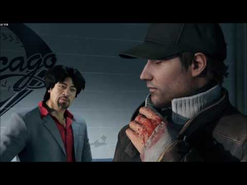 Watch Dogs Gameplay walkthrough Part 1 (Escape from May Stadium)