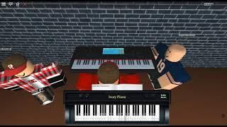 All Of Me - Love in the Future von: John Legend auf einem ROBLOX Klavier. [Überarbeitet]