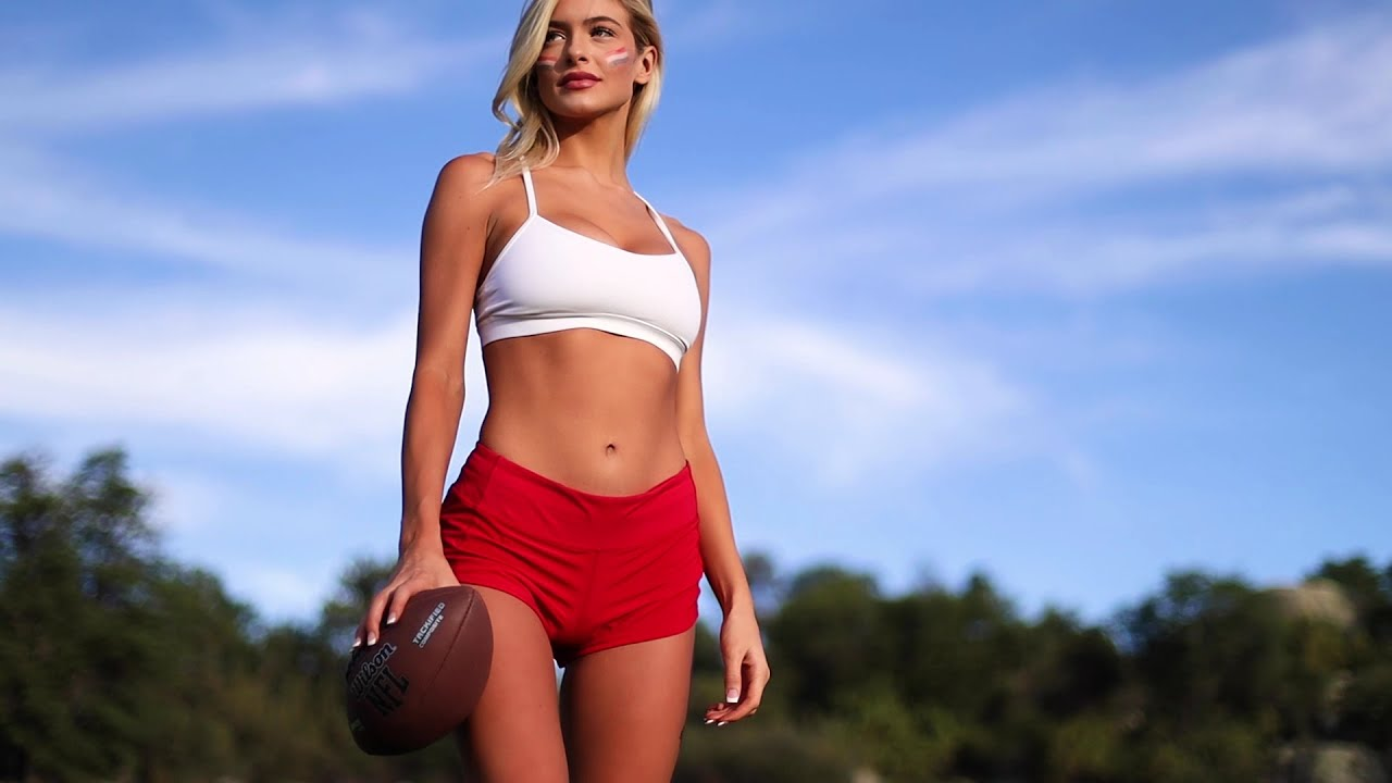 Hannah Palmer Sexiest Moments | Football | Irresistible