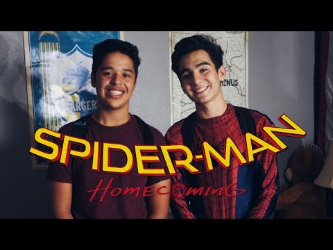 Spider-Man Homecoming All Deleted Scenes & Bloopers