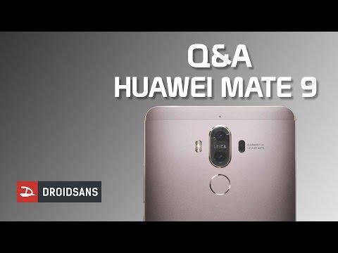 ถาม-ตอบ ปัญหาที่หลายคนอยากรู้เกี่ยวกับ Huawei Mate 9 - วันที่ 28 Dec 2016