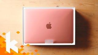MacBook (2016) Unboxing & Erster Eindruck!