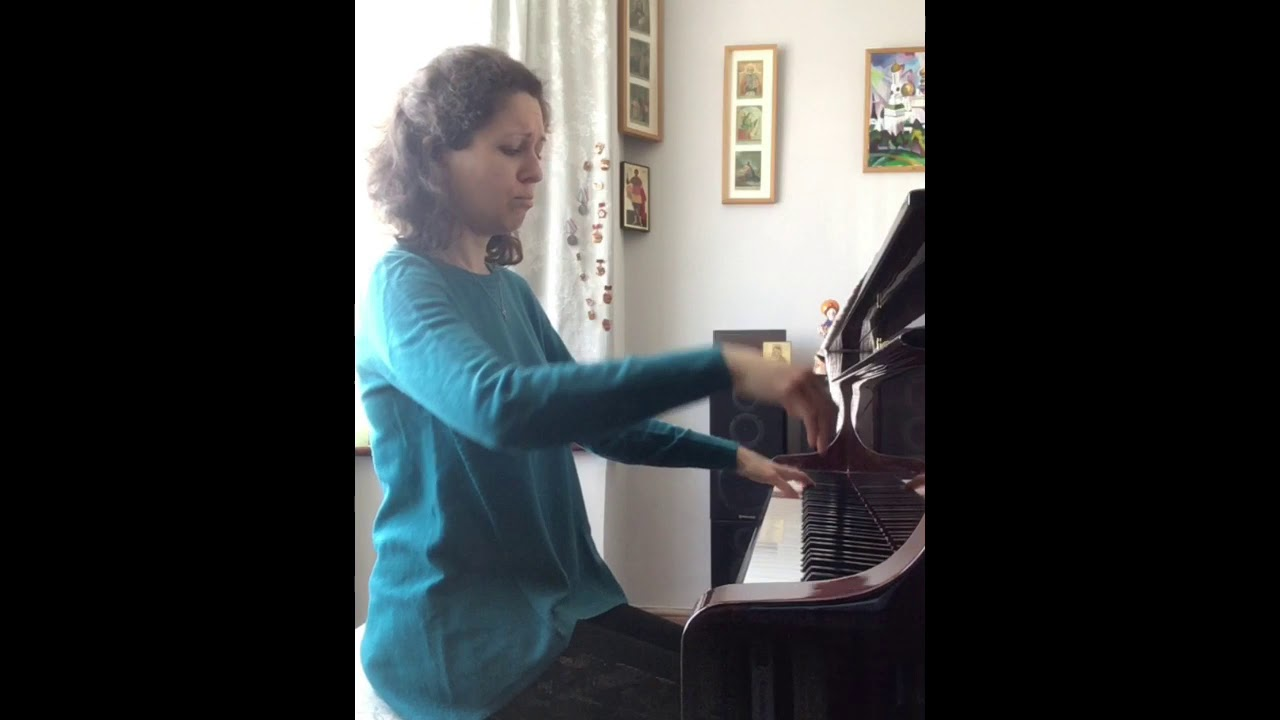 Lockdown Pianist Alphabet - Y