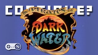 The Pirates of Dark Water (SNES) - Continue?