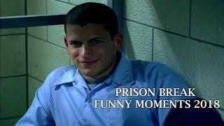 PRISON BREAK FUNNY SCENES 2018