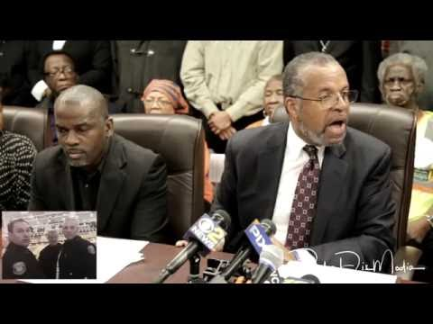 Ronald Lanier Press Conference ( Garden City's Thug Cops )