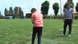 Sport : les écoliers de Trappes sensibilisés au golf