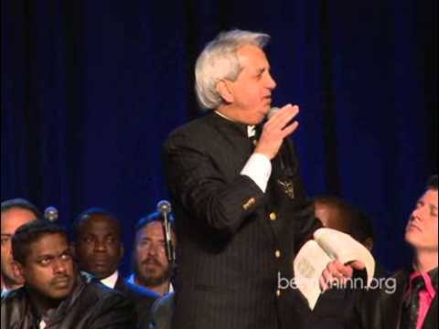 Benny Hinn - The Reality of Jesus Christ Will Change You, Part 1