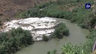 مشاهد ولقطات لنهر الأردن - (27-6-2019)