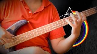 Pink Floyd - Money. Разбор на бас гитаре