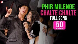 Download Phir Milenge Chalte Chalte - Full Song | Rab Ne Bana Di Jodi | Shah Rukh Khan | Sonu Nigam
