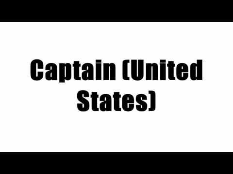 Captain (United States)