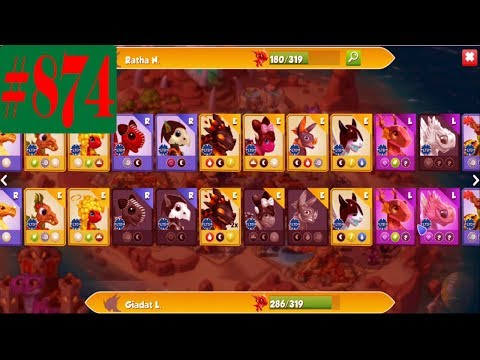 How To Check And Compare With Your Friends In Dragon Mania Legends Part 874