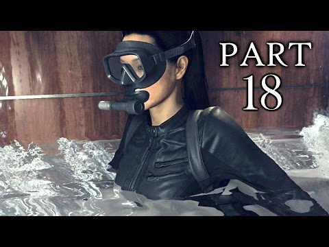 Battlefield Hardline Walkthrough Gameplay Part 18 - Penthouse - Campaign Mission 9 (PS4)