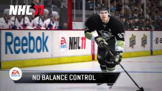 NHL 12 Balance control HD video game trailer - PS3 X360