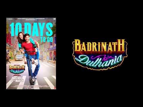 "Humsafar | ""Badrinath Ki Dulhania Original Motion Background Music"""