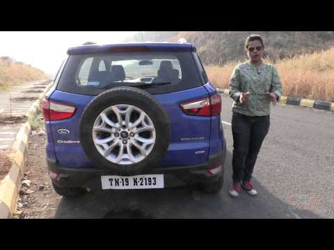 Ford Ecosport | Know Your Car | Opening Boot