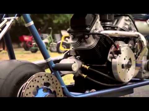 Mini Bike Mayhem Taco Mini Bikes Custom HOT ROD Bike