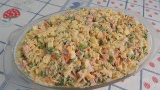 Salada de Macarrão - Entre e coma sem culpa #53