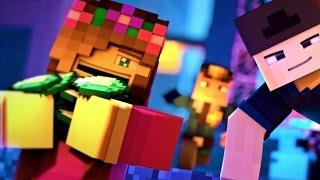 MINECRAFT GIRLFRIEND - THE EASIEST WAY TO FIND DIAMONDS! (Custom Minecraft Gameplay Love Survival)