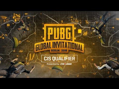 [RU] PGI CIS Open Qualifier. Раунд 3. Tafa & Droog