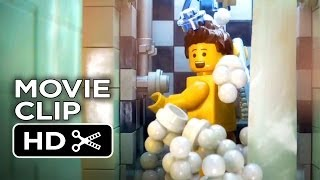 The Lego Movie CLIP - Good Morning (2014) - Chris Pratt, Morgan Freeman Movie HD