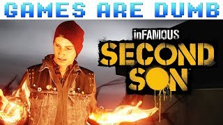 inFAMOUS: Second Son - Games Are Dumb