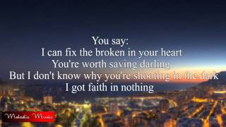 Cash Cash - How To Love (Lyrics)