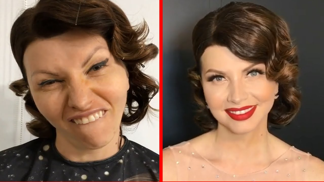 Amazing Makeup Transformations || The Power of Makeup ...