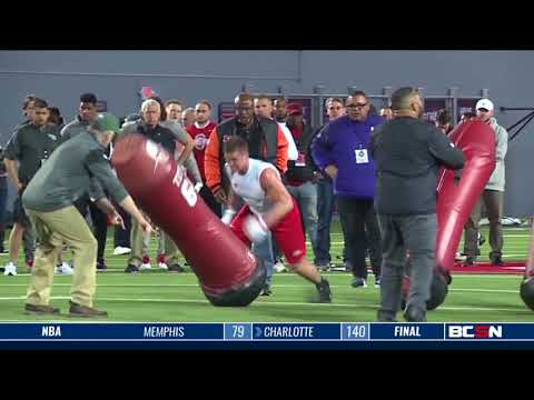 Former Buckeyes Showcase Their Skills For NFL Scouts And Coaches