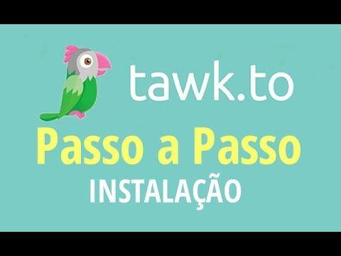 TUTORIAL Tawk.to - Como INSTALAR em qualquer site - Passo a Passo