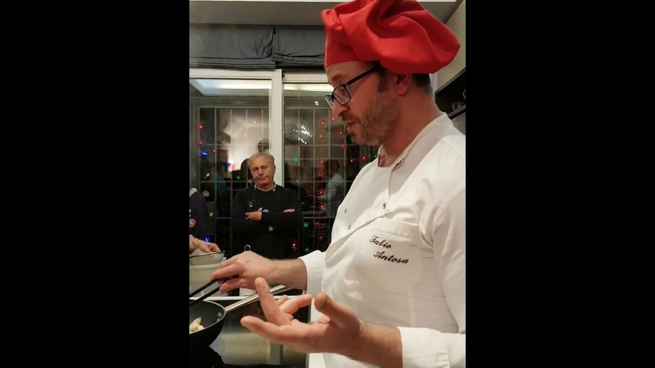 Corso bologna ispanica otto in cucina youtube