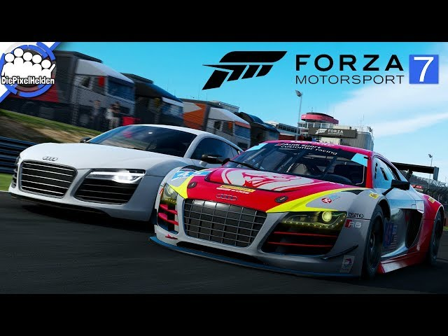 FORZA MOTORSPORT 7 #3 - Serie vs Rennwagen - Lets Play Forza Motorsport 7