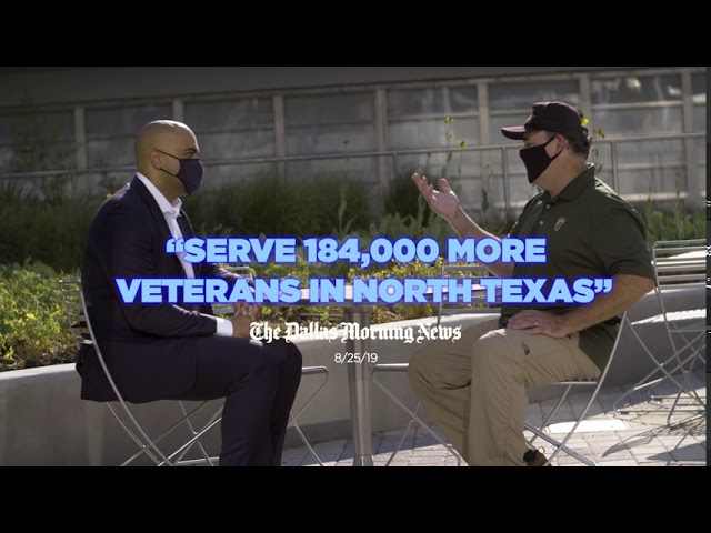 Allred Releases Second Ad of 2020 Focusing on His Work to Secure the New Garland VA