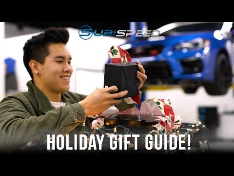 Subispeed - Holiday Gift Guide 2017