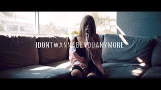 Billie Ellish - idontwannabeyouanymore // Brittany Maggs Cover