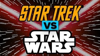 Star Trek vs Star Wars - Which Is More Successful?