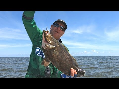 FOX Sports Outdoors SouthWEST #23 - 2018 Ocean Springs, Mississippi Tripletail/Trout Fishing