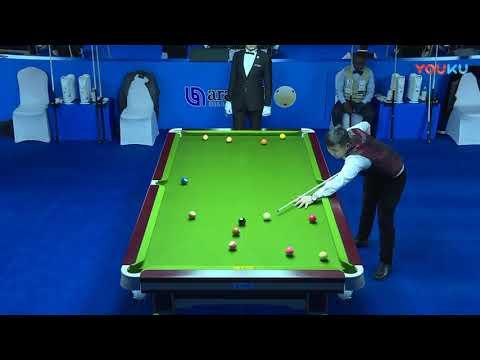 Jean Pierre (RWA) VS A Delgerkhuu (MGL) - 7th World Chinese Pool Masters Grand Finals