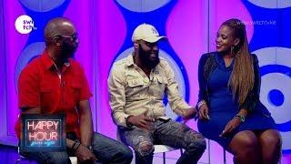 Kamene Goro chose between Andrew Kibe and Shaffie Weru.....